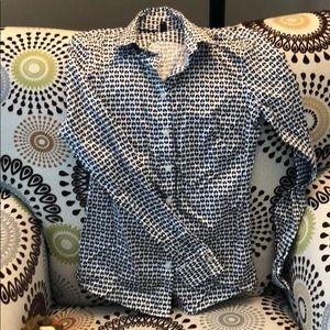 Banana Republic button down blouse